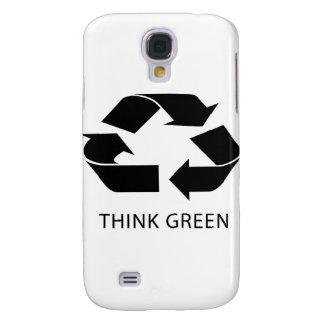 Piense el verde