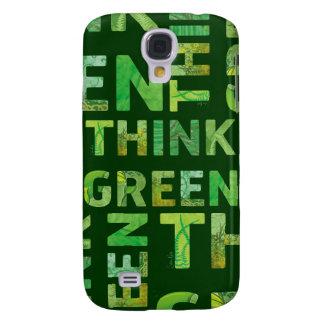 PIENSE el verde - letras 3
