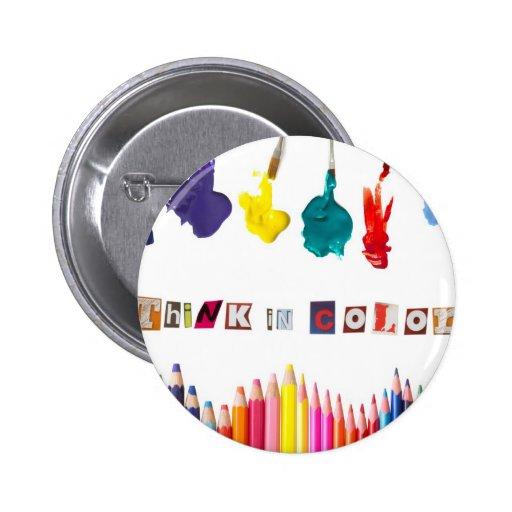 piense en color pins