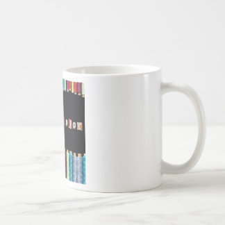 piense en color taza clásica