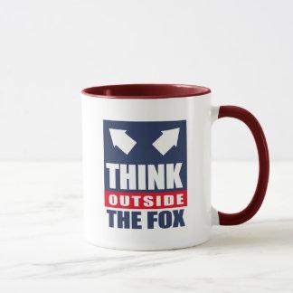 Piense fuera del zorro