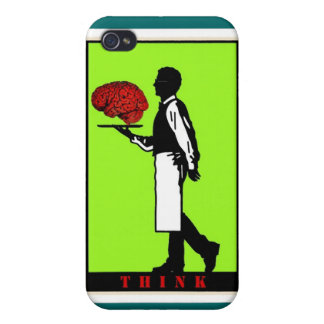 Piense iPhone 4/4S Carcasas