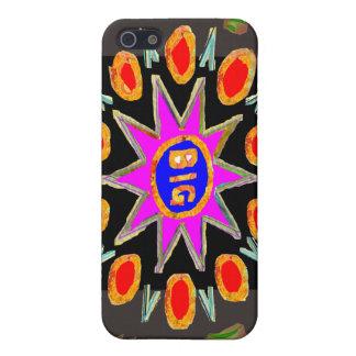 Piense grande - arte de gran energía de Bigbang iPhone 5 Cárcasa