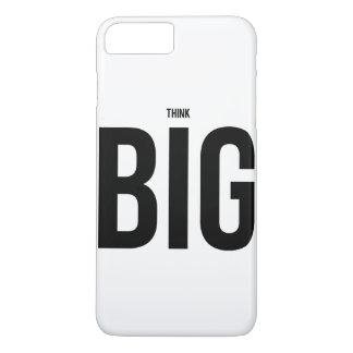 Piense GRANDE Funda iPhone 7 Plus