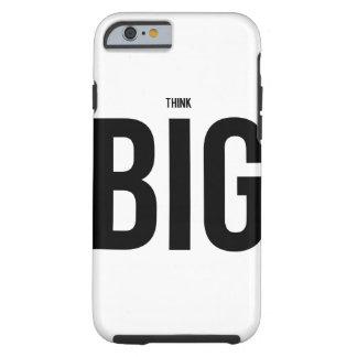 Piense GRANDE Funda Resistente iPhone 6