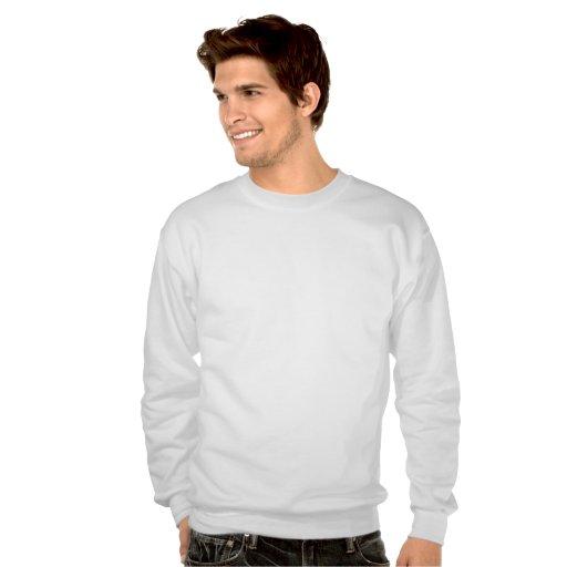 Piense indolente pulóver sudadera