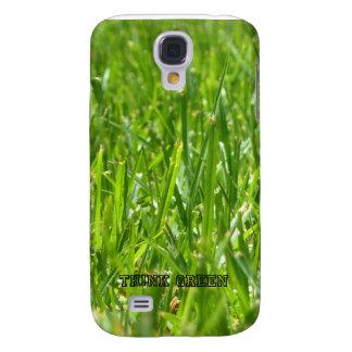 Piense la caja verde para el iPhone 3G/3GS