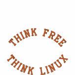 Piense libremente, piense Linux Polo