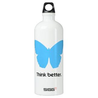 Piense mejor con MorphOS Botella De Agua