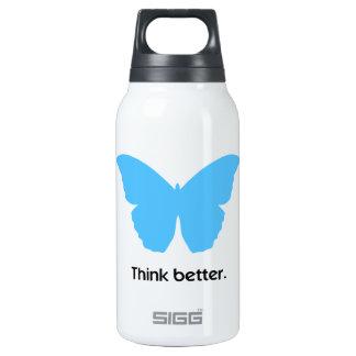 Piense mejor con MorphOS Botella Isotérmica De Agua