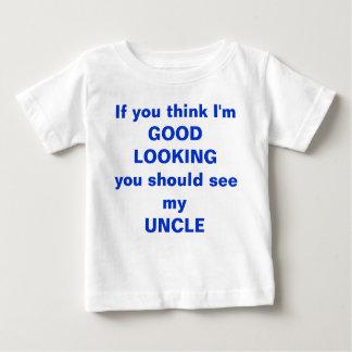 Piense que soy APUESTO usted debo ver mi camiseta