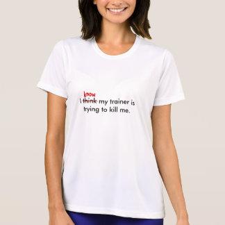 Pienso que mi instructor está intentando al ki… - camisas