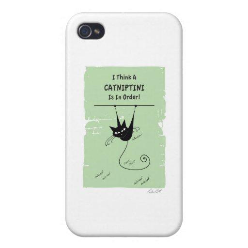 Pienso que un Capniptini está en orden iPhone 4 Carcasas