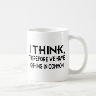 Pienso Tazas De Café