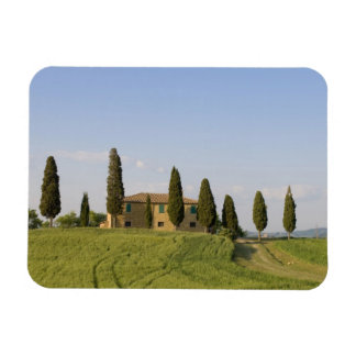 Pienza, Val d'Orcia, Siena province, Tuscany, Magnet