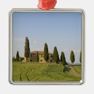 Pienza, Val d'Orcia, Siena province, Tuscany, Metal Ornament