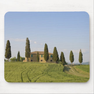 Pienza, Val d'Orcia, Siena province, Tuscany, Mouse Pad