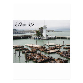 Pier 39 post cards