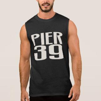 Pier 39 sleeveless t-shirt