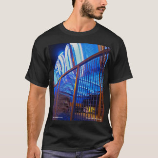Pier 90 - Image on Front T-Shirt