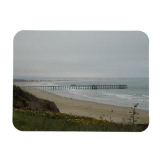 Pier at Pismo Beach, California Magnet