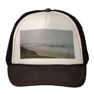 Pier at Pismo Beach, California Trucker Hat