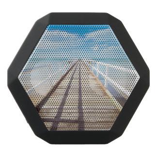 pier black bluetooth speaker