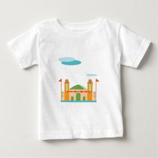 Pier Building Tee Shirts