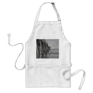 Pier by Shirley Taylor Adult Apron