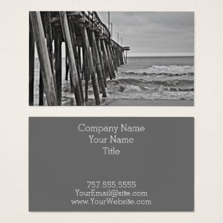 Pier by Shirley Taylor Business Card