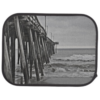 Pier by Shirley Taylor Car Floor Mat