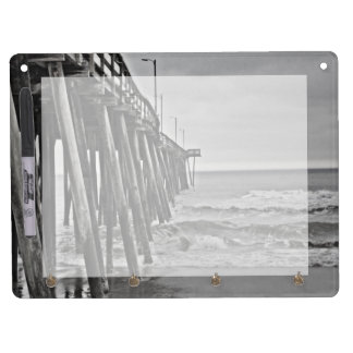 Pier by Shirley Taylor Dry Erase Board With Keychain Holder