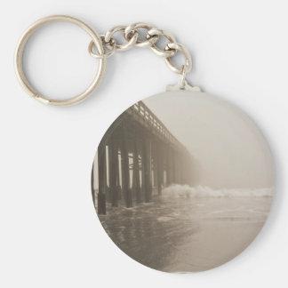 Pier fog key chains