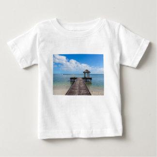 Pier into the ocean flic en flac mauritius baby T-Shirt