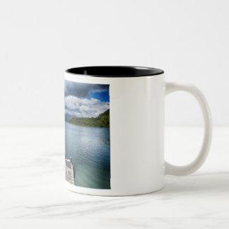 Pier Two-Tone Coffee Mug