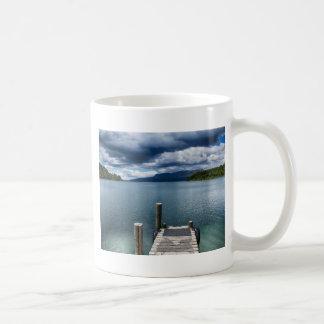 Pier Classic White Coffee Mug