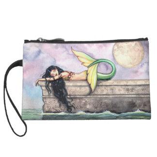 Pier of Dreams Mermaid Mini Clutch Bag Wristlet Purses