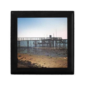 Pier on the Beach Jewelry Box