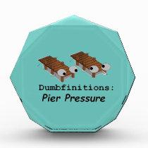 Pier or Peer Pressure Award