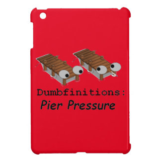 Pier or Peer Pressure iPad Mini Case