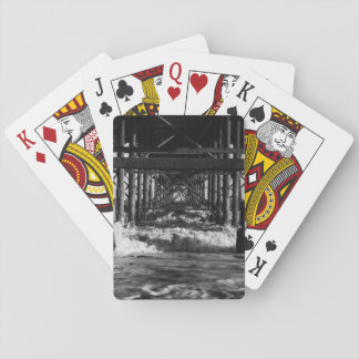 Pier Playing Card