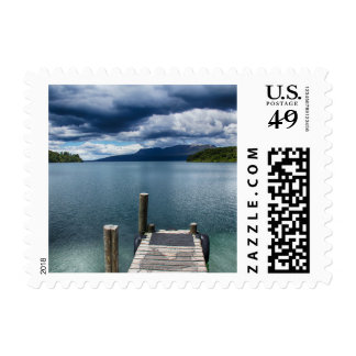 Pier Postage Stamp