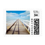 Pier Postage Stamps