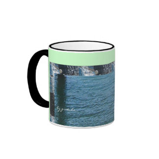 Pier Reflection 2 Mug