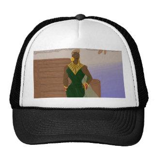 Pier Scenery Trucker Hat