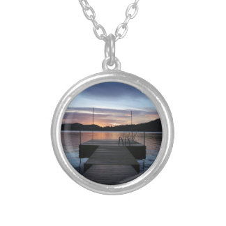 Pier Silver Plated Necklace