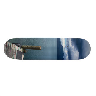 Pier Skate Board