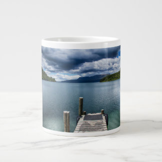 Pier 20 Oz Large Ceramic Coffee Mug