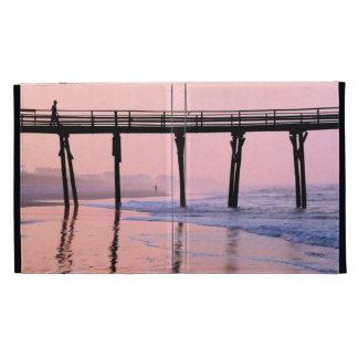 Pier Sunrise iPad Folio Cases