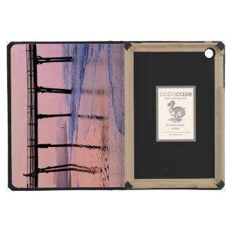 Pier Sunrise iPad Mini Cover